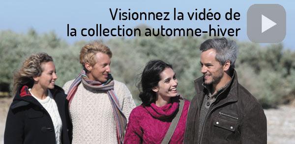 Collection automne-hiver 2014 2015 en vidéo