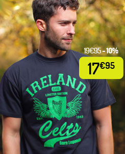T-shirt homme Ireland