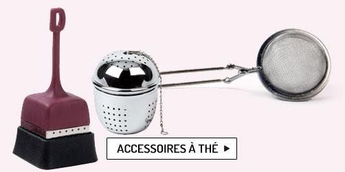 Accessoires à thés