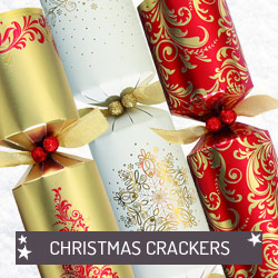 Papillotes Christmas Crackers