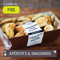 Apéritifs et snackings
