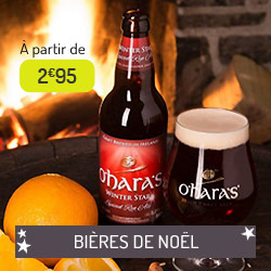 Les bières de Noël