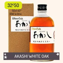 Whisky japonais Akashi Blend