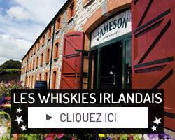 Whiskey irlandais