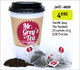 Thé Mr. Grey The Teashed