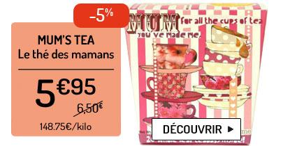 Le thé des mamans, Mum's tea