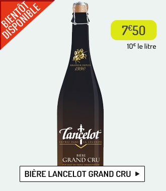 Bière Lancelot Grand Cru