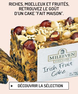 Irish Fruit Cake