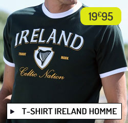 T-shirt Ireland Homme