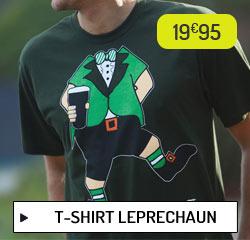 T-shirt Leprechaun