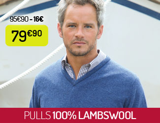 Pulls Lambswool Hawick Knitwear