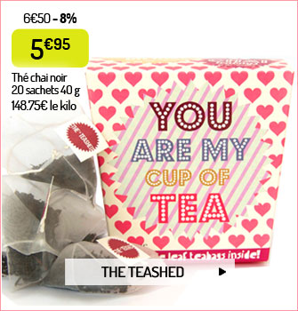Thé The Teashed
