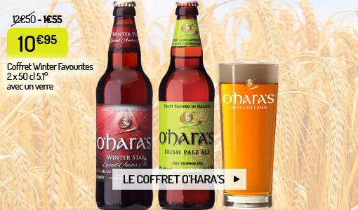 Coffret O'Hara's Winter Favourites