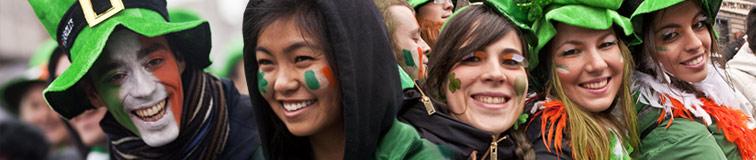 Fête irlandaise de la Saint-Patrick 2016