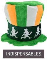 Indispensables de la Saint-Patrick