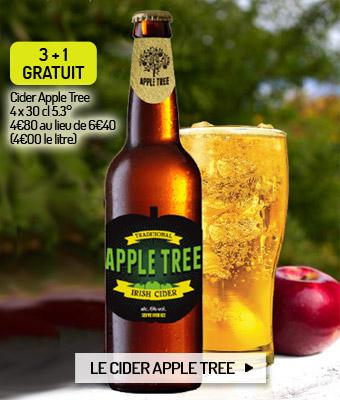 Cider irlandais Apple Tree