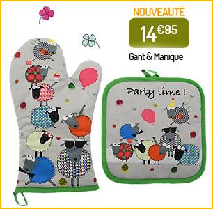 Gant & Manique Party Time