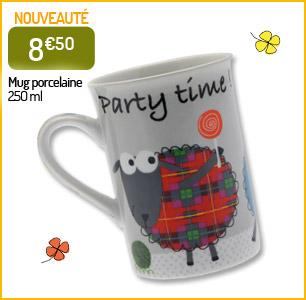 Mug Party Time