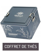 Coffret de thés Whittard of Chelsea