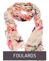 Fête des mères, sélection de foulards