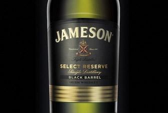 Le whiskey irlandais Jameson
