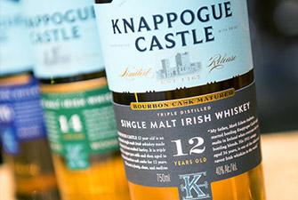 Le whiskey irlandais Knappogue Castle