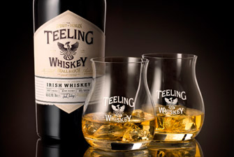 Le whiskey irlandais Teeling