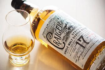 Le whisky écossais Craigellachie