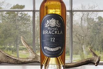 Le whisky écossais Royal Brackla