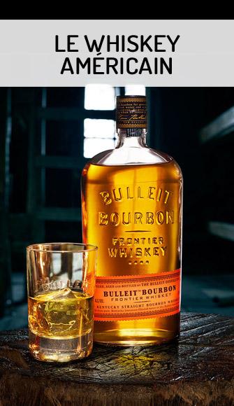 Le Whiskey Américain
