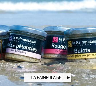 Les verrines de la mer La Paimpolaise