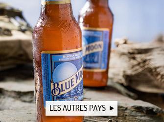 Les bières des autres pays