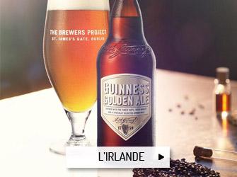 Les bières d'Irlande