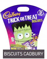 Biscuits Cadbury