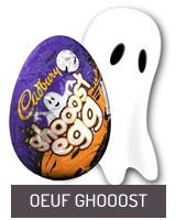 Oeuf Ghooost Cadbury