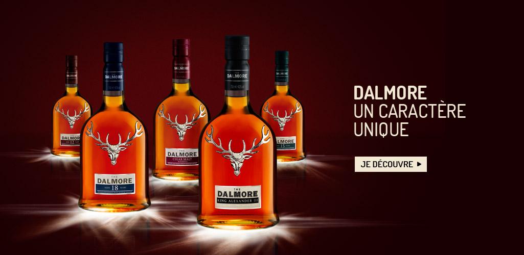 Le whisky Dalmore