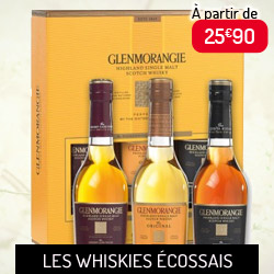 Whiskies écossais