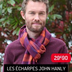 Les écharpes John Hanly