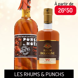 Rhums & Punchs