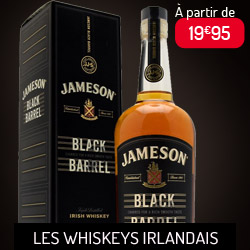 Whiskeys Irlandais