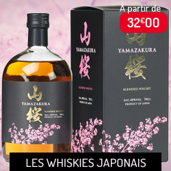 Whiskies japonais