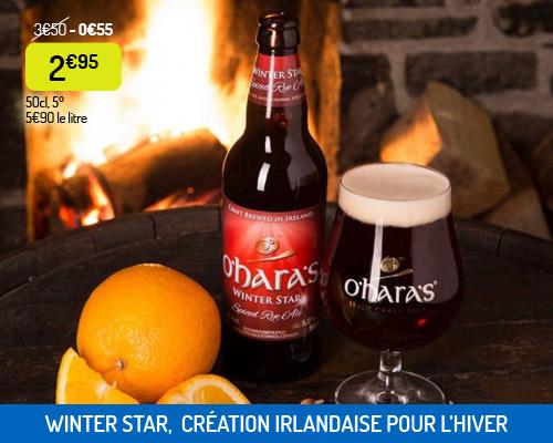 Bière Winter Star