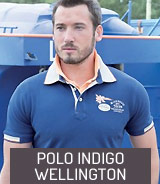 Polo Indigo Wellington