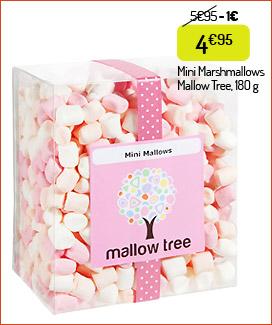 Mini Marshmallows Mallow Tree