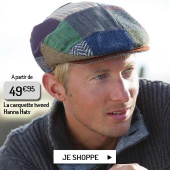 Les casquettes Hanna Hats