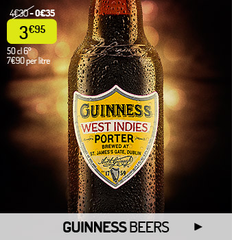 Guinness beers