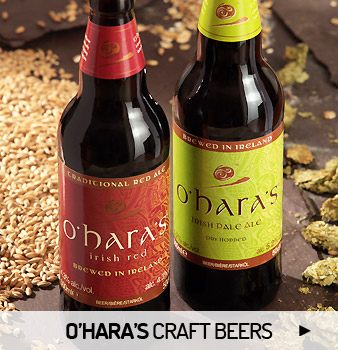 O'Hara's craft beers