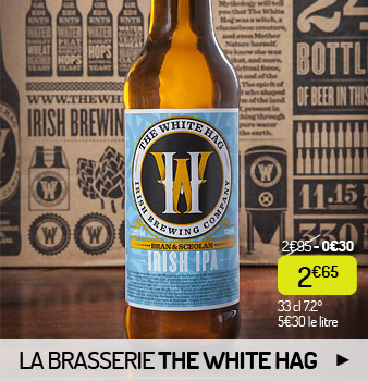 La brasserie The White Hag