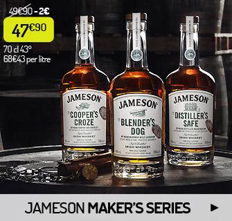 Jameson Maker's Series