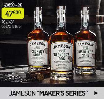Jameson Maker's Series